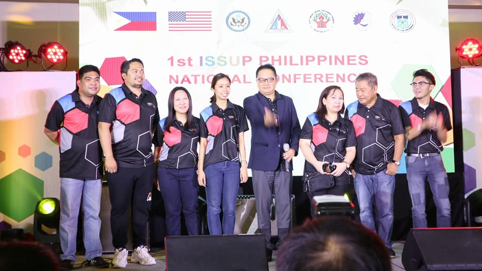 ISSUP Philippines Officers and Secretariat