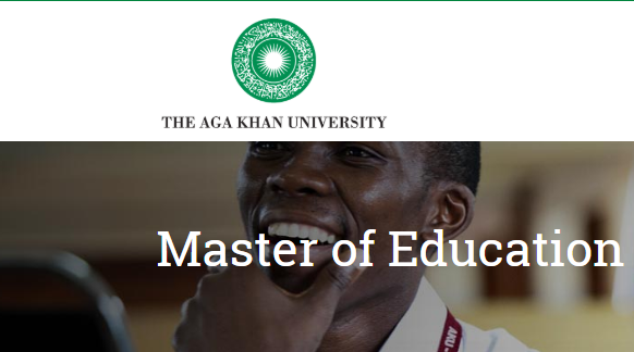 Aga Khan University-IED ANNOUNCES ADMISSION IN MED PROGRAMME-2019