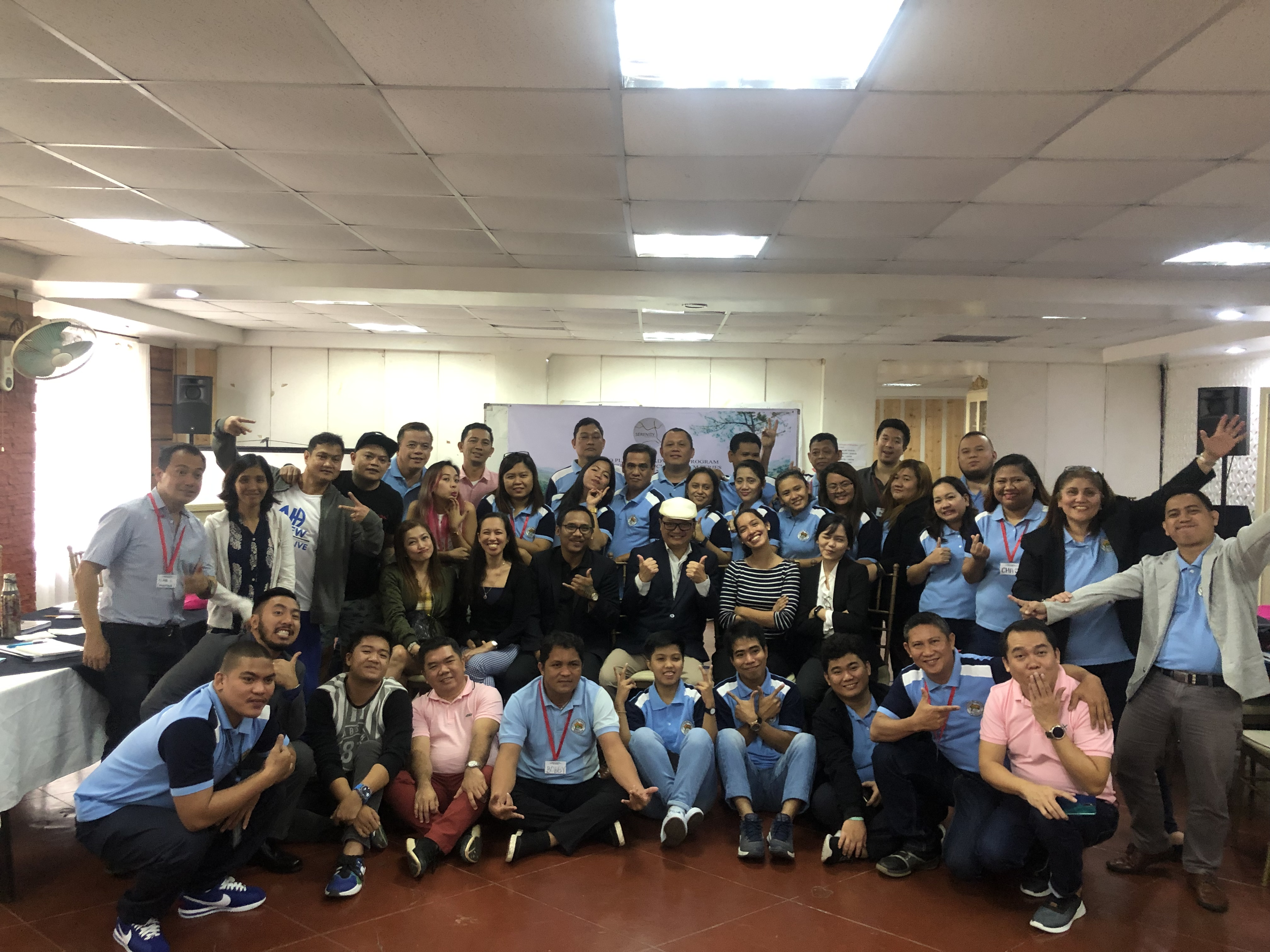 Utc training in Baguio Philippines