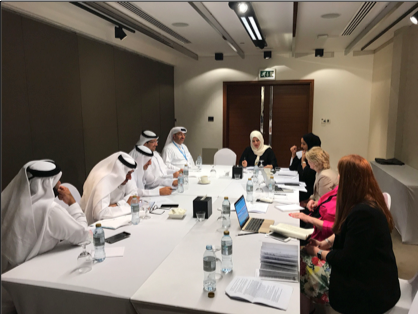 ISSUP UAE Site Visit