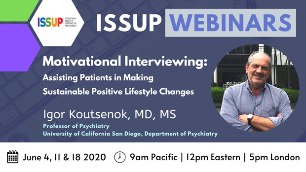 Igor Koutsenok ISSUP Motivational Interviewing