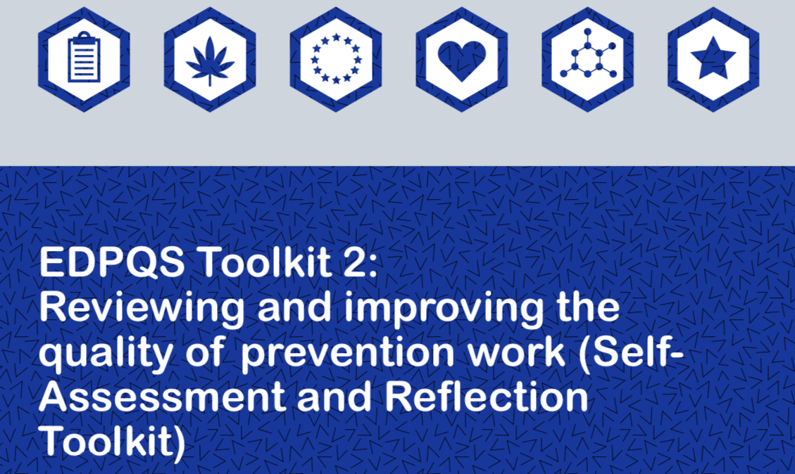 EDPQS Toolkit 2: Self-Assessment & Reflection
