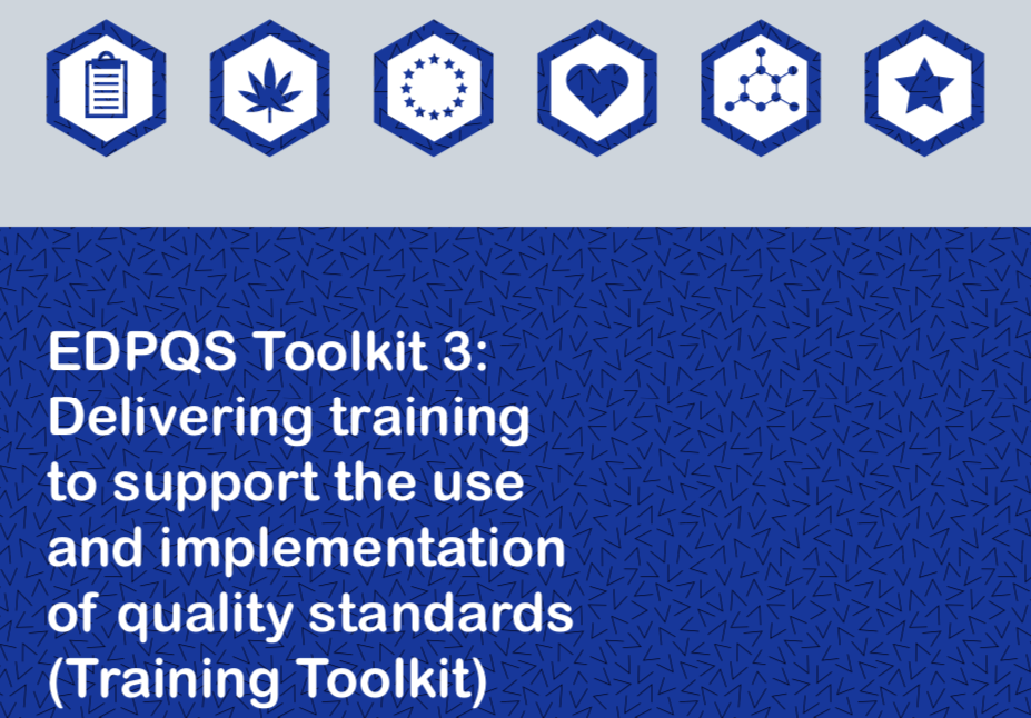 EDPQS Toolkit 3: Training