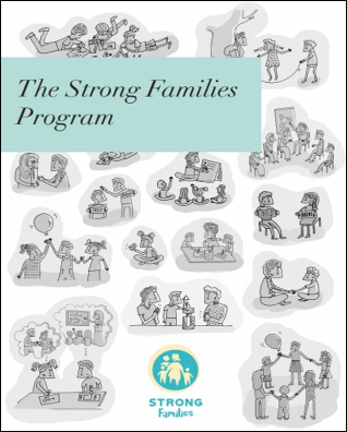 UNODC's Strong Families Programme is a family skills programme for challenged settings that provides an evidence-informed prevention response building family skills that benefits the health and safe development of children from both genders. It can be easily adapted to serve families in challenged settings in different contexts.