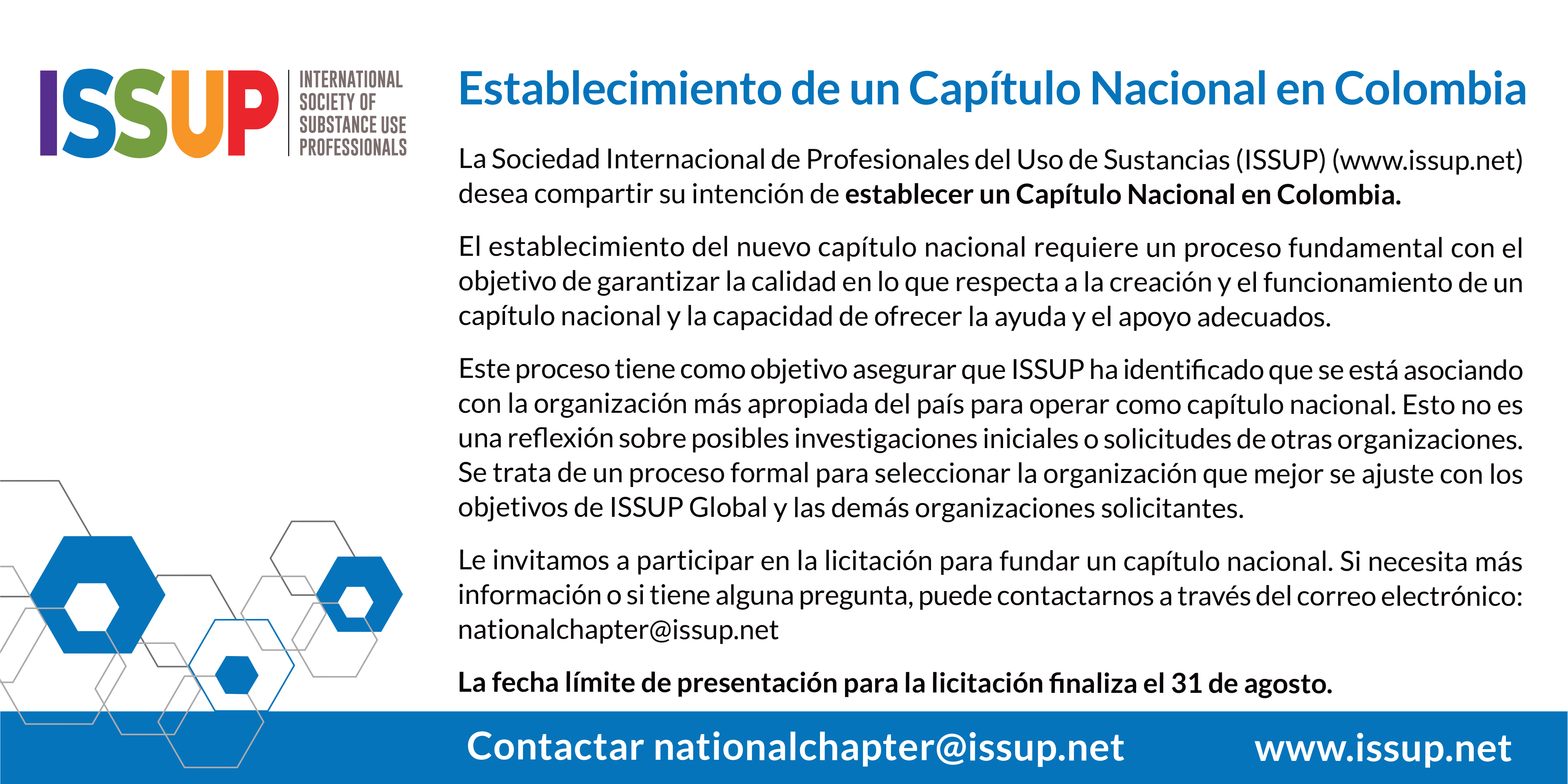ISSUP Colombia