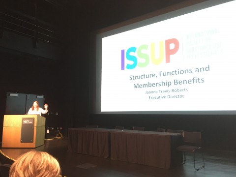 ISSUP at the 3rd ICUDDR Conference