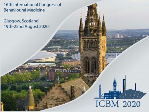 16th International Congress of Behavioural Medicine