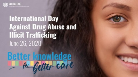 World Drug Day 2020