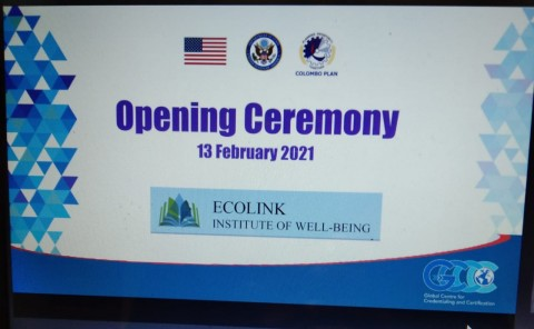 Opening Ceremony of the UTC, Batch III by Ecolink
