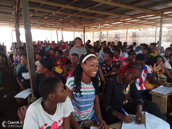 Cross Section of the participants
