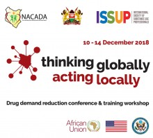 Joint  NACADA, ISSUP and African Union Conference & Workshop