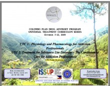 Utc 1 and 2 training in Baguio city by Serenity in the Steps , approved Colombo Plan DAP education provider And PRc  accredited CPD points provider