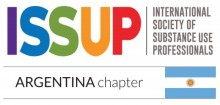The ISSUP Argentina logo