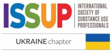 The logo of ISSUP Ukraine