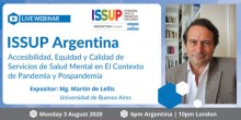 ISSUP Argentina