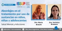ISSUP Argentina flyer