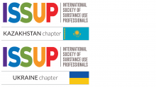 ISSUP Ukraine and ISSUP Kazakhstan Logos