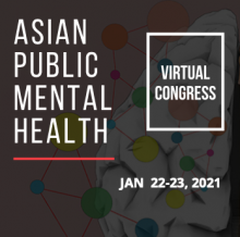 Plenareno Asian public mental health congress