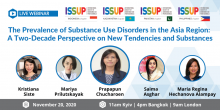ISSUP Asia Region National Chapter Webinar Flyer