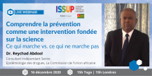 ISSUP Togo Webinar flyer