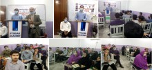 Drug Use Awareness Programme at Iftikhat Academy Lahore By Pak Youth Council, ISSUP Pakistan, Youth Forum Pakistan and Anti-Narcotics Force, Punjab At Lahore-Pakistan.