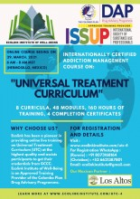 Online training of the Universal Treatment Curriculum for Mexico